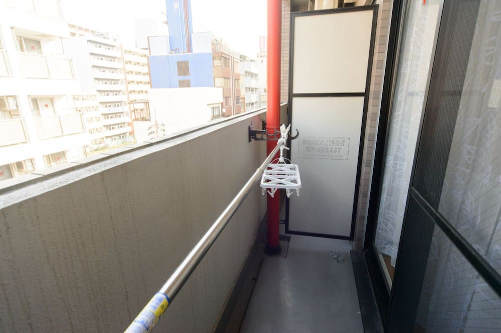 Studio, Apartment - Balcony