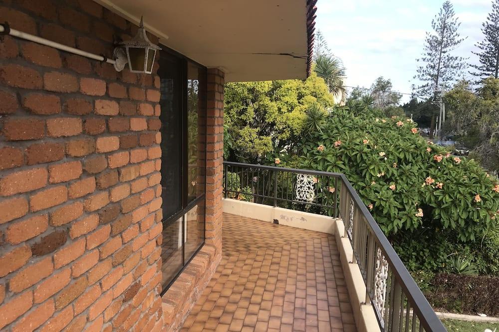Appartement, 2 slaapkamers (Rob 4) - Balkon