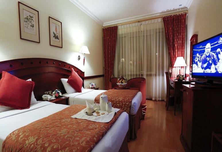 فندق بانوراما جراند, دبي, غرفة عادية فردية - لغير المدخنين, غرفة نزلاء