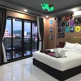 King Room with Balcony - Guest Room