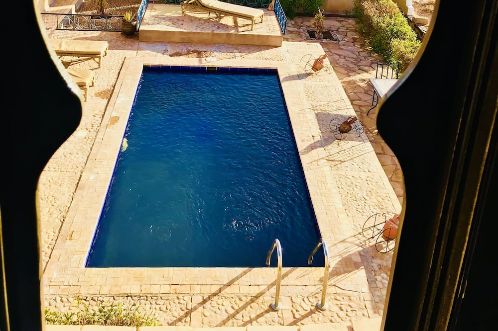 Double Room, Pool View (Chameaux) - Guest Room View