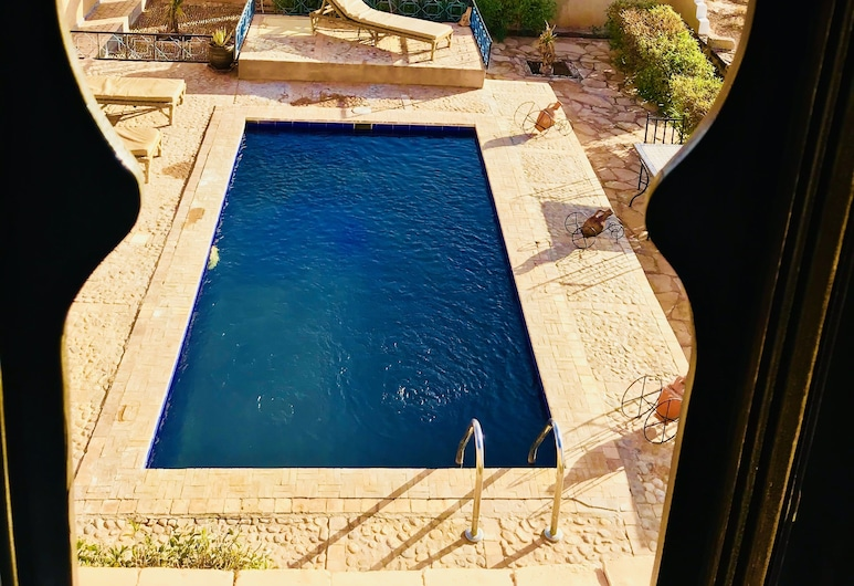 Kasbah Rayane Ait Ben Haddou, Ait Benhaddou, Double Room, Pool View (Chameaux), Guest Room View