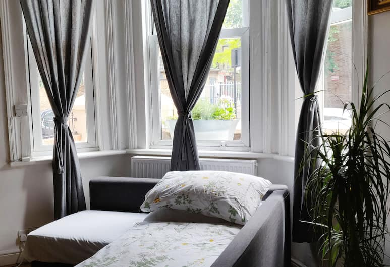 Comfortable Apartment in Central London, London, Comfort-Apartment, 1 Schlafzimmer, Zimmer