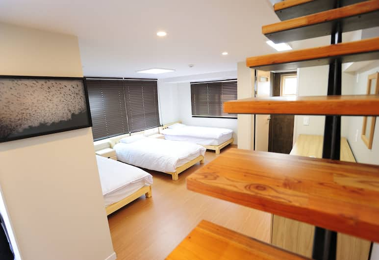 Hannah Guest House - Hostel, Jeju City, Shared Dormitory, Men only (5 Persons), Guest Room