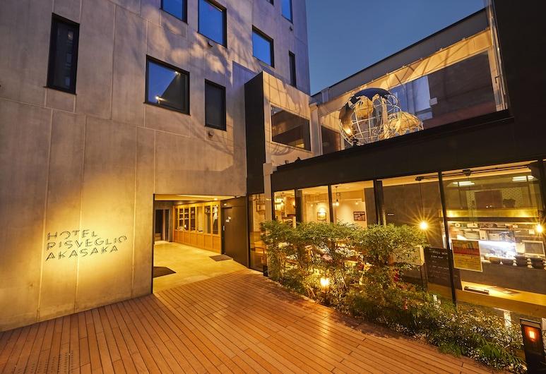 Hotel Risveglio Akasaka, Tokió