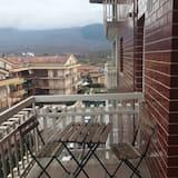 Romantische kamer, Balkon - Balkon