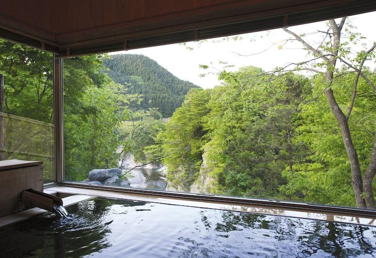 """Hotel Kiyomizu, Σεντάι, Traditional Δωμάτιο, Μη Καπνιστών (Annex """"Sansui An""""), Δημόσια λουτρά"""