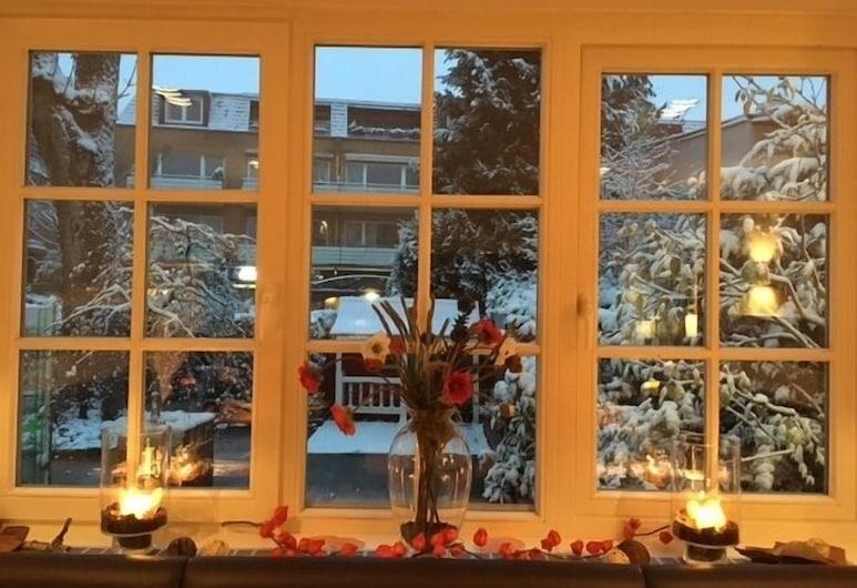 バウルス パーク, ハンブルク, ホテルからの眺望