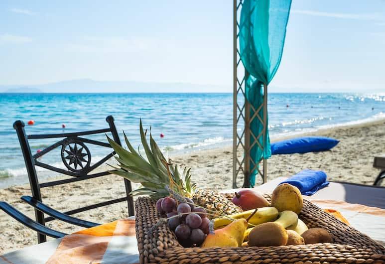 W Villas Halkidiki, Kassandra, Plaża