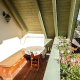 Lägenhet Panoramic - Balkong