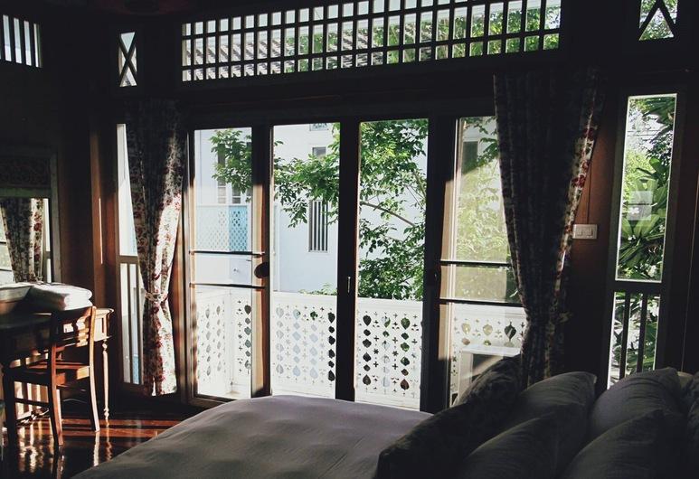 白屋酒店, Hua Hin, 3-Bedroom House , 客房
