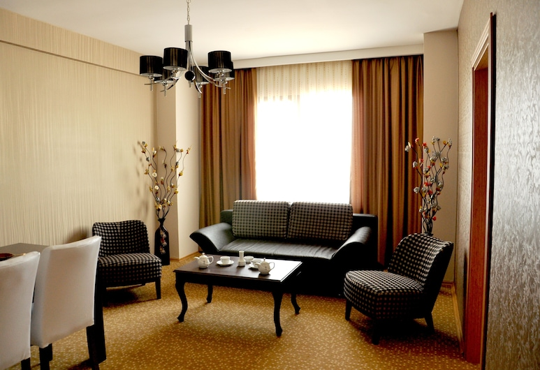 Amazon Aretias Hotel, קשפ, סוויטה, אזור מגורים