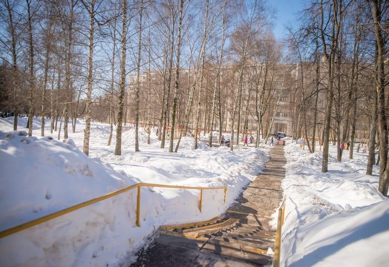 Inndays on Profsouznaya 156, Moscow, Property Grounds
