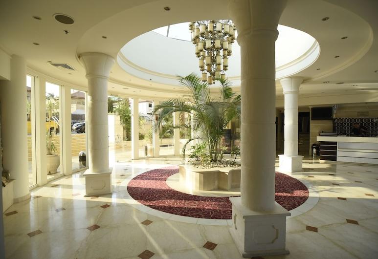 City Resort Palmore, Eilat, Interior Entrance