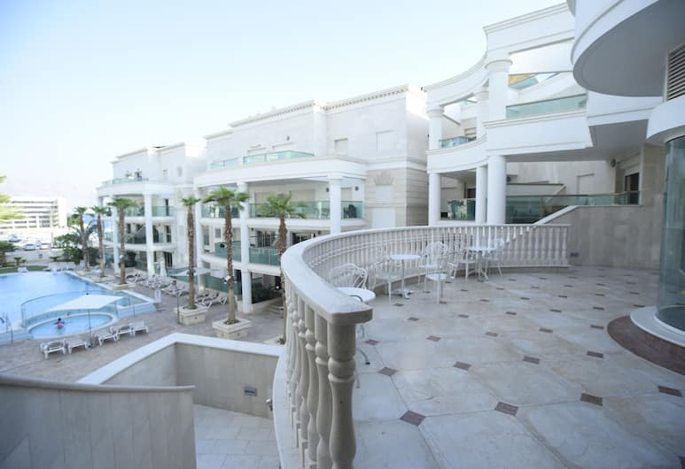 City Resort Palmore, Eilat, Terrace/Patio