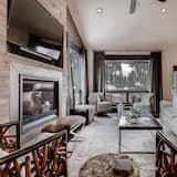 極品聯排別墅, 多張床 - 客廳