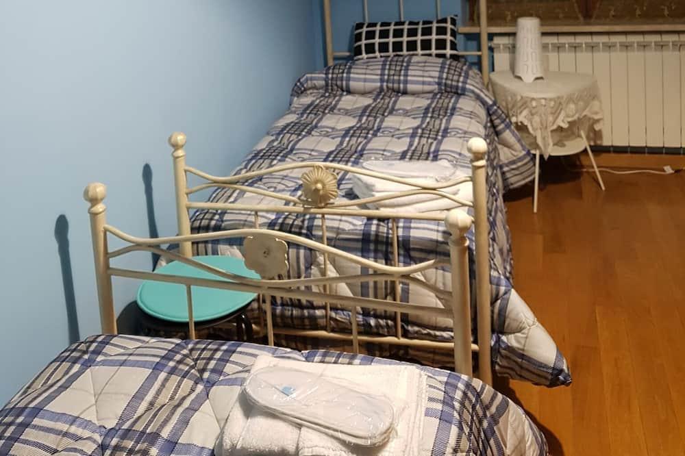Szoba két külön ággyal, privát fürdőszoba (External) - Fürdőszoba