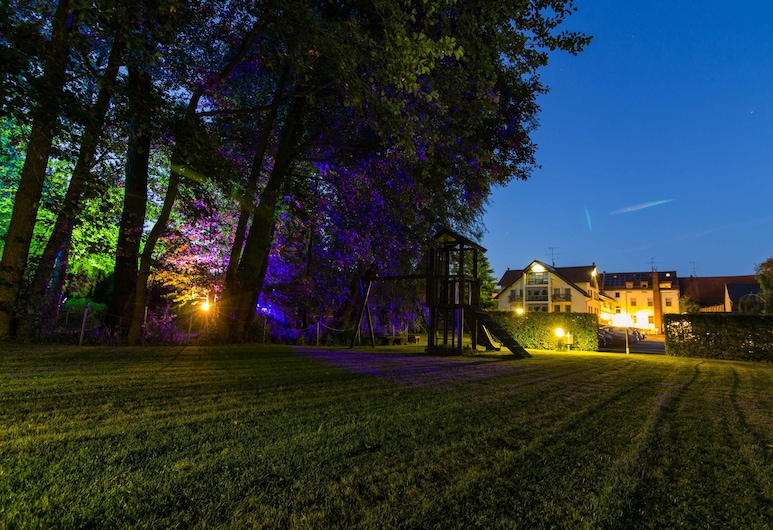 Hotel & Restaurant Am Alten Rhin, Neuruppin, Garten