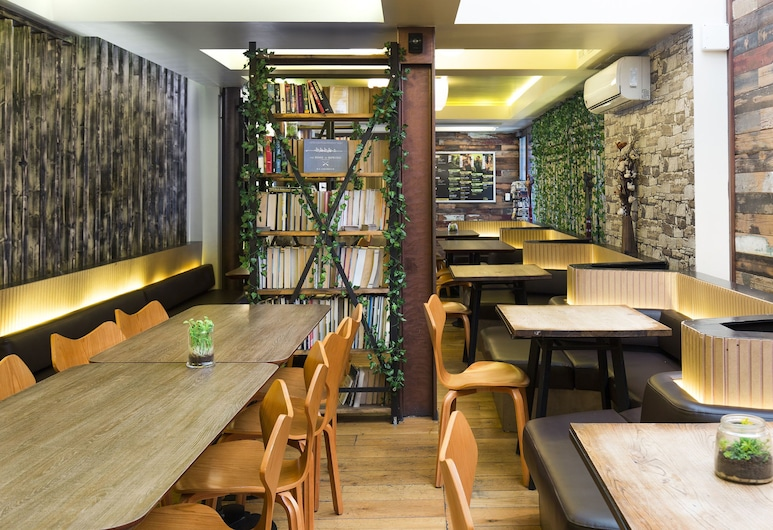 The Stay Club Willesden, לונדון, אזור ישיבה בלובי