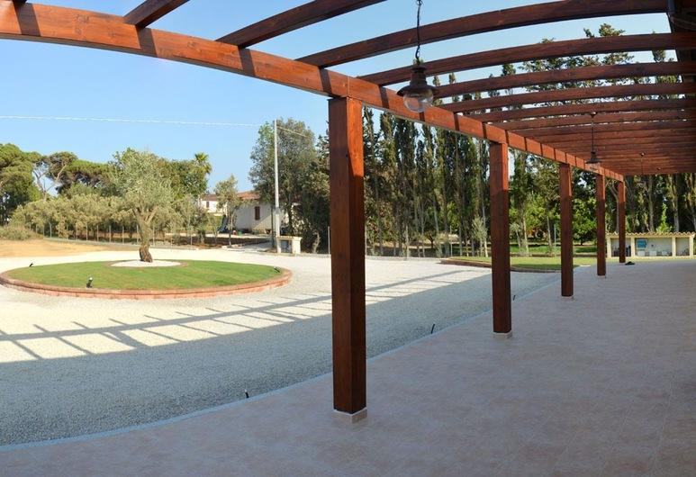 Agriturismo La Ghiandaia, Alghero, Terrasse/Patio