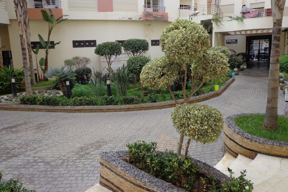 Penthouse Deluxe, 2 phòng ngủ, Phù hợp cho người khuyết tật, Quang cảnh vườn - Quang cảnh vườn