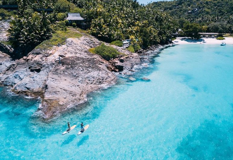 North Island, a Luxury Collection Resort, Seychelles, Ile du Nord, Parvetamine