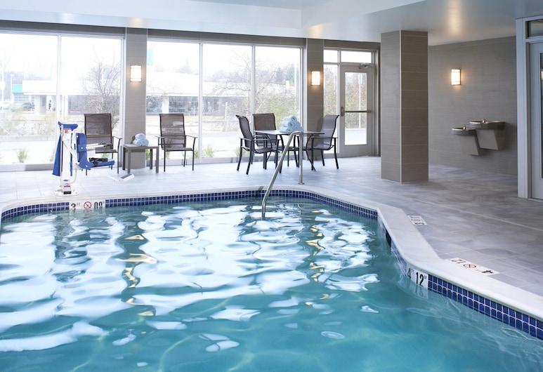 Fairfield Inn & Suites by Marriott Ann Arbor Ypsilanti, Ypsilanti, Kapalı Yüzme Havuzu