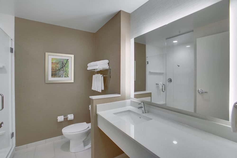 Suite, 2 camas Queen size, para no fumadores - Baño