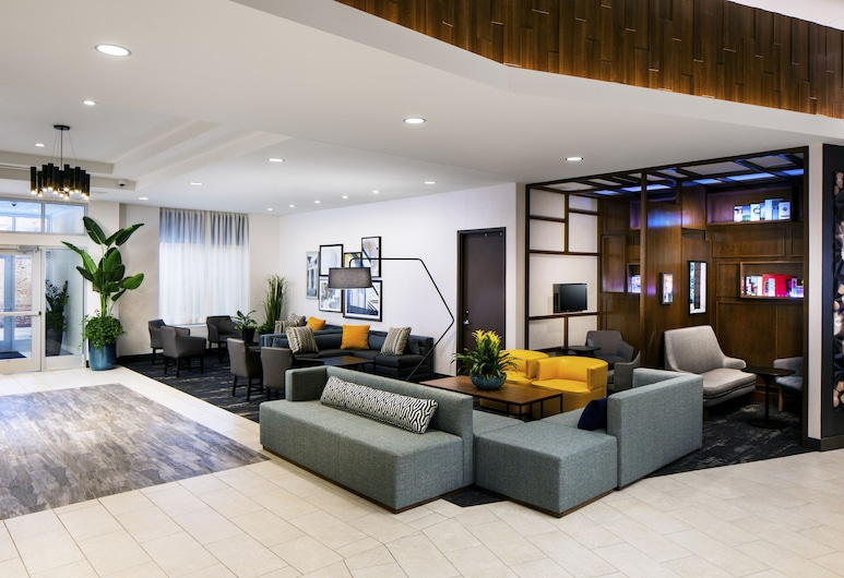 Hyatt Place Sumter / Downtown, Sumter, Lobby Lounge