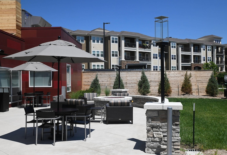 TownePlace Suites by Marriott Kansas City at Briarcliff, North Kansas City, Terrace/Patio