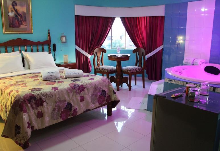 HOTEL BEATRICCI, Lima, Doppelzimmer, Whirlpool, Zimmer