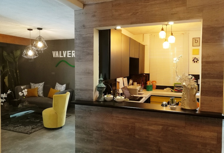 Hotel Boutique Valverde Santa Elena, Antiguo Cuscatlan, Recepcija