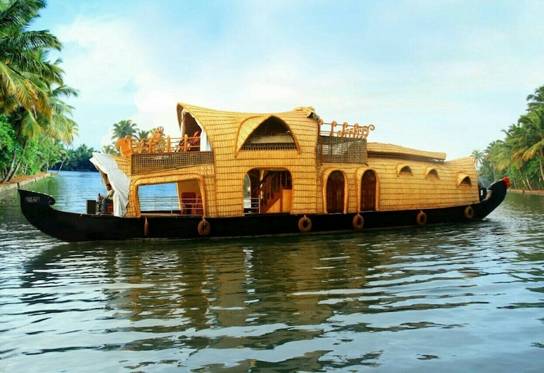 Cosy Houseboats, Alappuzha, Deluxe Double or Twin Room, 1 Bedroom, Lake View, Room