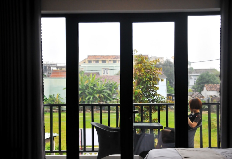La Me Villa Hoi An, Hoi An, Standard Double Room, Garden View, View from room