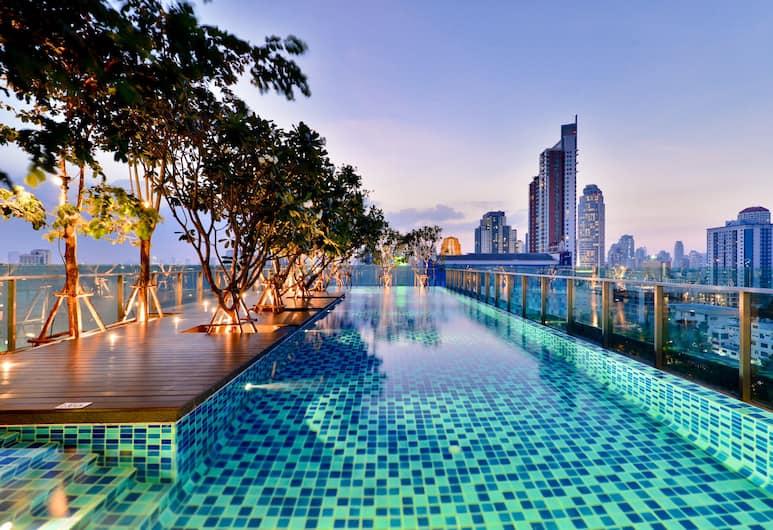 シビック ホライズン ホテル & レジデンス, バンコク, プール