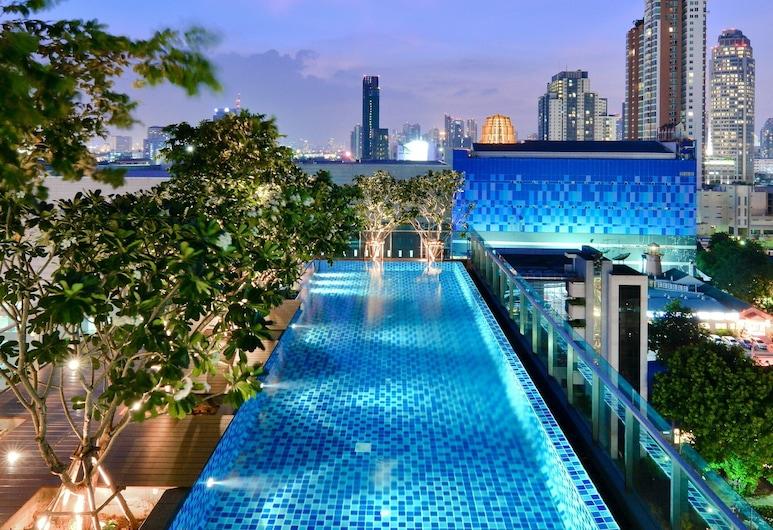 시빅 호라이즌 호텔 & 레지던스, 방콕, 루프탑 수영장