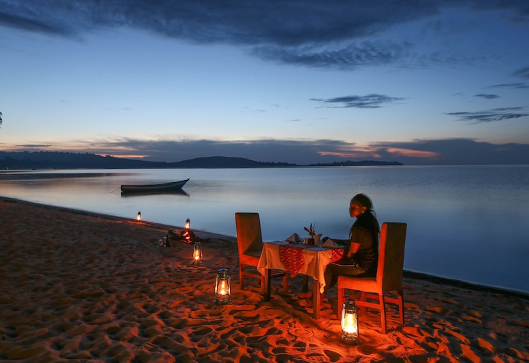 Brovad Sands Lodge, Isla Bugala, Playa