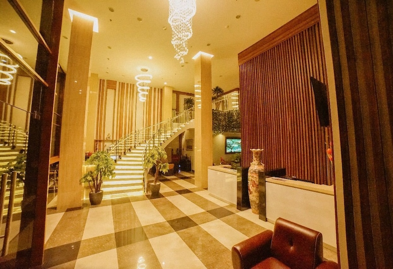 Hotel Dharmein, Dżakarta, Lobby