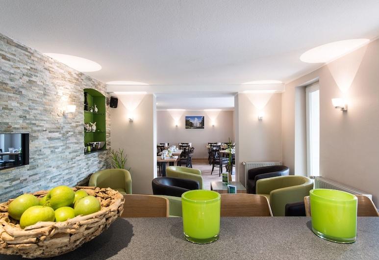 Hotel am Herkules - garni, Kassel, Lobby Lounge