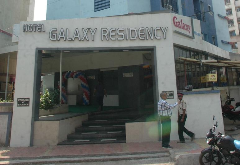 Hotel Galaxy Residency, Vasai, Hotelfassade