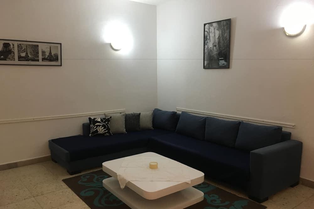 基本公寓, 2 間臥室 - 客廳