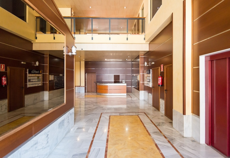 LU&CIA Apartamento Americas, Málaga, Wejście wewnętrzne