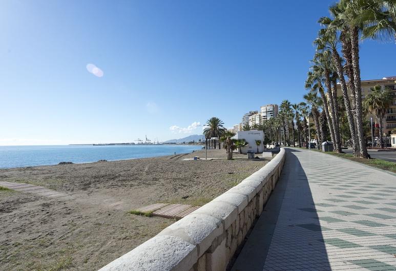 LU&CIA Apartamento Bahía, Málaga, Plaża