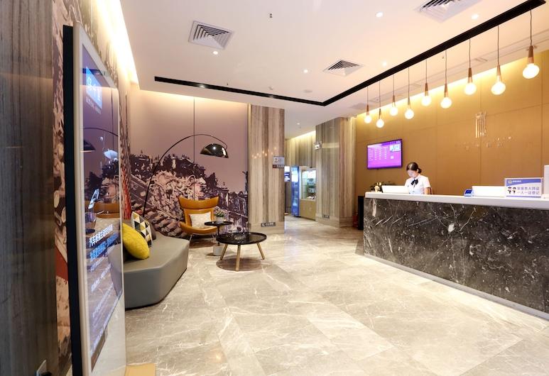 Hotel Diqiao, Guangzhou, Predvorje