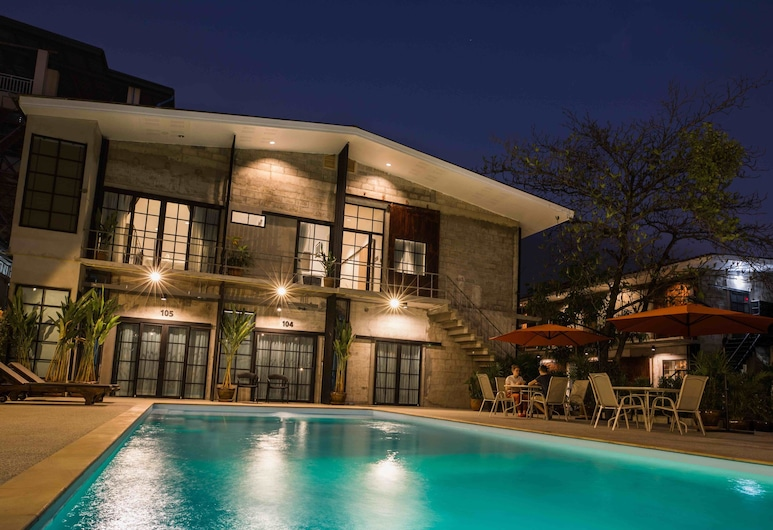 The Warehouse Chiang Mai, Chiang Mai, Family Double Room, 2 Bedrooms, Pool Access, Pool View, Outdoor Pool