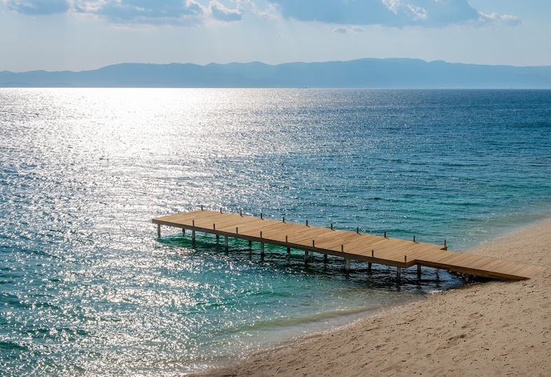The Nowness Luxury Hotel & Spa, Cesme, Paplūdimys
