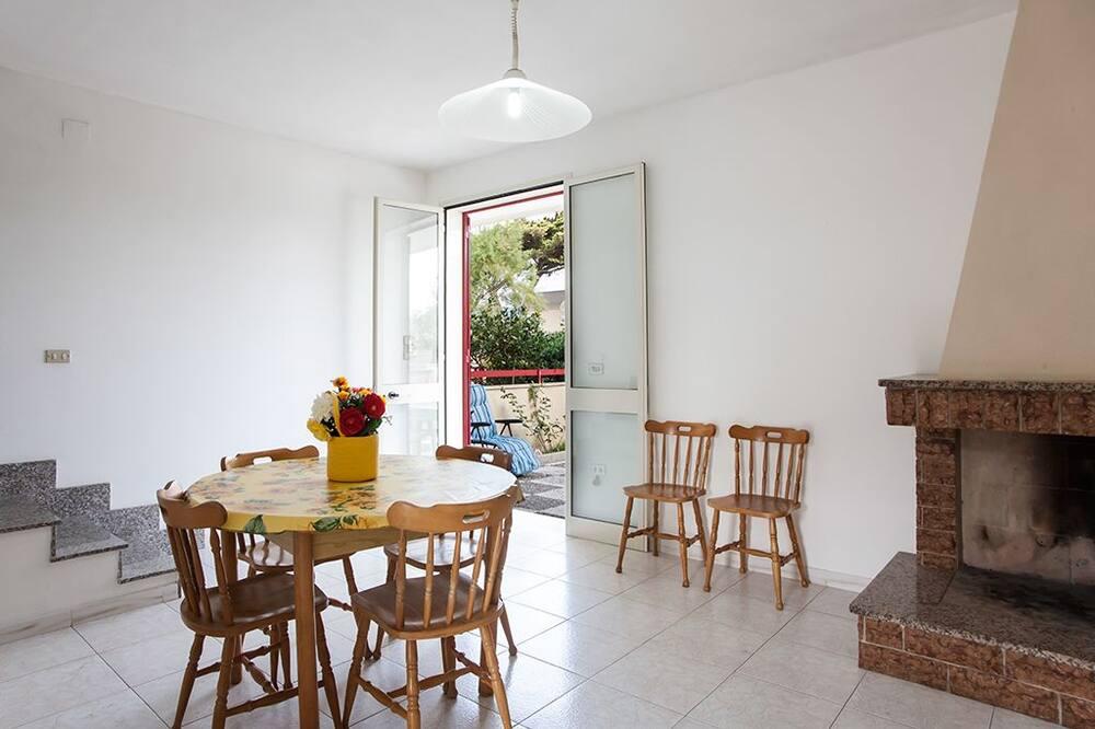 Villa, 3 Quartos - Área de Estar