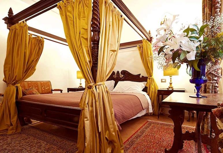 希尼巴爾迪住宅酒店, 羅馬, 豪華公寓, 5 間臥室, 客房