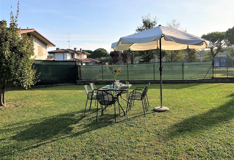 Desenzanoloft – Isa Garden Apartments, Sirmione, Giardino