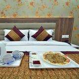 雙人或雙床房 - 客房送餐服務 - 用餐